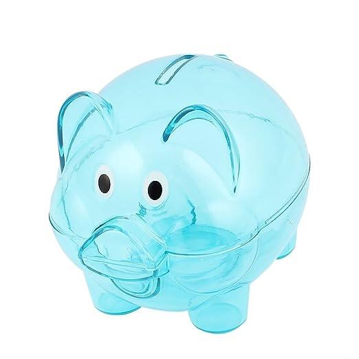 1 opinioni per Regalo di Natale a forma di maialino Risparmio di denaro contante, moneta