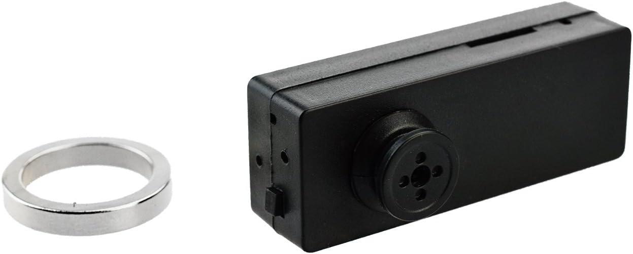 Hochauflösende Mini Knopfkamera 918 Hd Mit 2 0 Megapixel Spionagekamera Digitalkamera Spycam Spion Unauffällig Videos Aufnehmen Überwachung Und Aufzeichnung Baumarkt