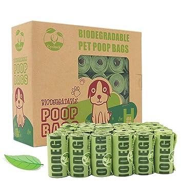 CYCLUCK 450 Bolsas de Basura Biodegradables para Perros ...