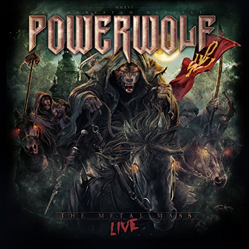 Powerwolf - The Metal Mass Live - CD - FLAC - 2016 - flacU Download