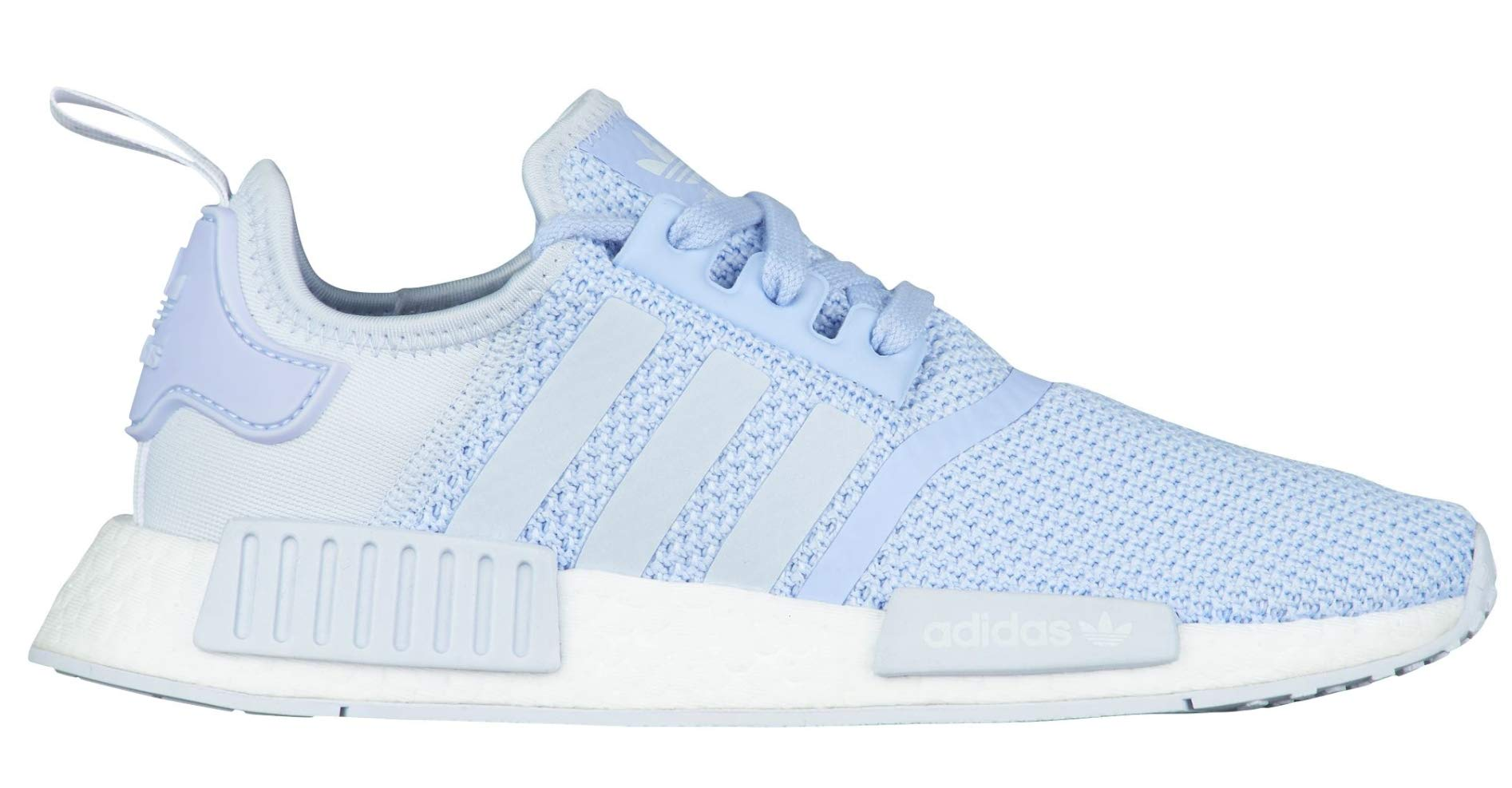 premium selection b0ef5 3901f adidas Originals Women's NMD_R1 W PK Sneaker (6 B(M) U, AERO Blue/AERO  Blue/Cloud White)