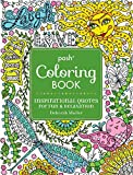 Posh Adult Coloring Book: Inspirational Quotes for Fun & Relaxation: Deborah Muller (Posh Coloring Books)