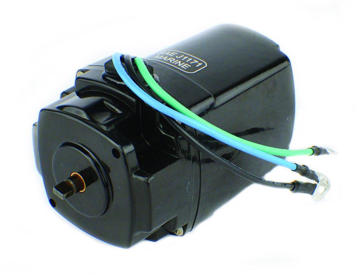 Mercury Three Wire Trim Motor Without Reservoir WSM PH200-T015 OEM# 17649A1