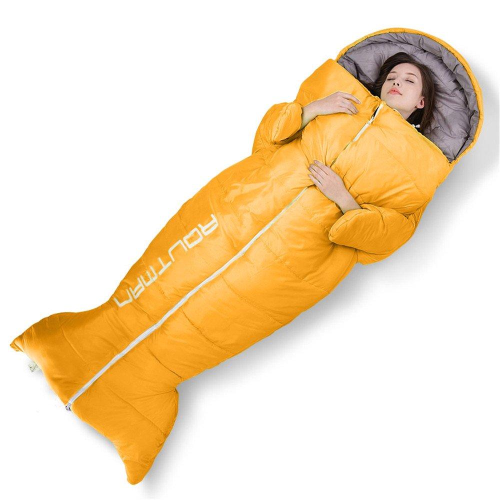 Saco De Dormir Para Adultos, Impermeable, Modelado De Pingüinos, Ideal Para Mochilear, Viajar, Acampar, Hacer Senderismo Y Actividades Al Aire Libre Con ...