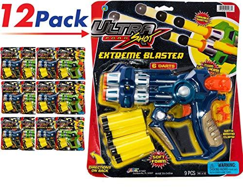 Ultra Foam Shot Gun Extreme Power (Pack of 12) by JA-RU Item #5487-12 ()