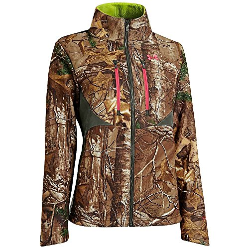 Under Armour Womens ColdGear Infrared Speed Freek Jacket Realtree AP-Xtra / Perfection