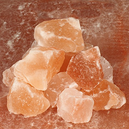 The Spice Lab Pink Himalayan Salt Sones- Gourmet Pure Crystal - Nutrient and Mineral Dense for Health - Kosher and Natural Certified - 1-2