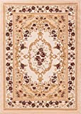 """Cheap Well Woven Dulcet Versaille Ivory Traditional Area Rug 2'7"""" X 3'11"""""""