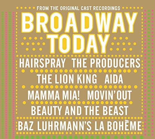 Aida Original Broadway Cast Recording - 5