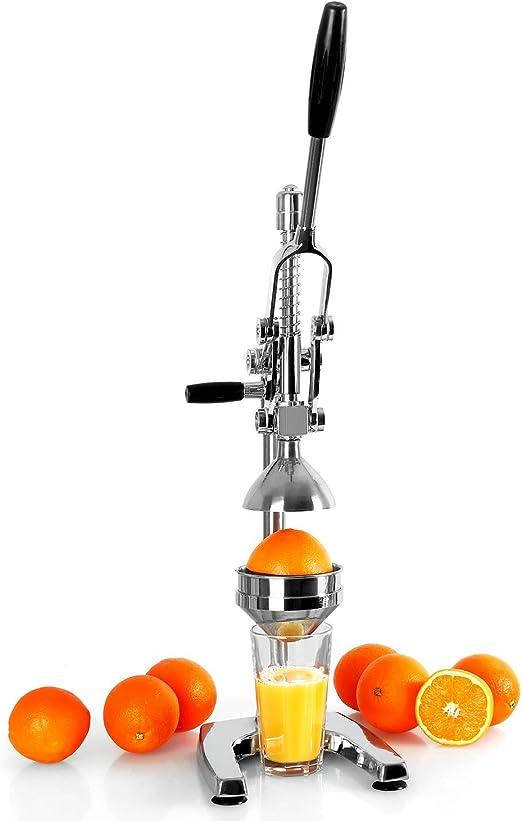 Compra Exprimidor de naranjas manual palanca en Amazon.es