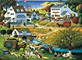 Buffalo Games Charles Wysocki - Hound of the Baskervilles - 1000 Piece Jigsaw Puzzle