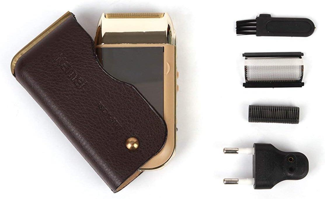 JohnJohnsen Mini Conveniente afeitadora eléctrica Recargable ...