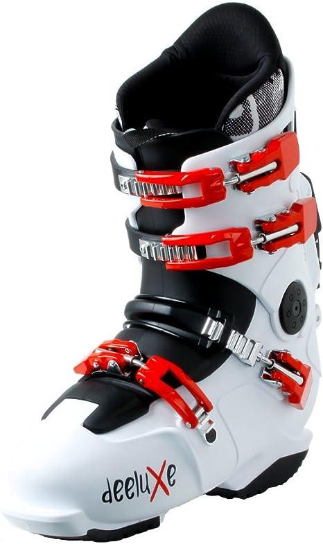 Snowboard Alpin Race Zapatos Deelux Raichle Virus Track 225 gr 25=39 EU + BAG: Amazon.es: Deportes y aire libre