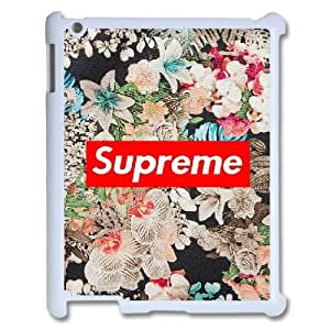 Supreme Design Discount Personalized Hard Case Cover for iPad 2,3,4, Supreme iPad 2,3,4 Cover