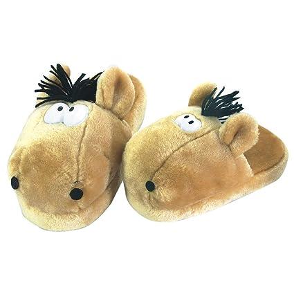 Amazon.com  Charlie Horse Slippers Childs Kids  Home   Kitchen e15544c8b333