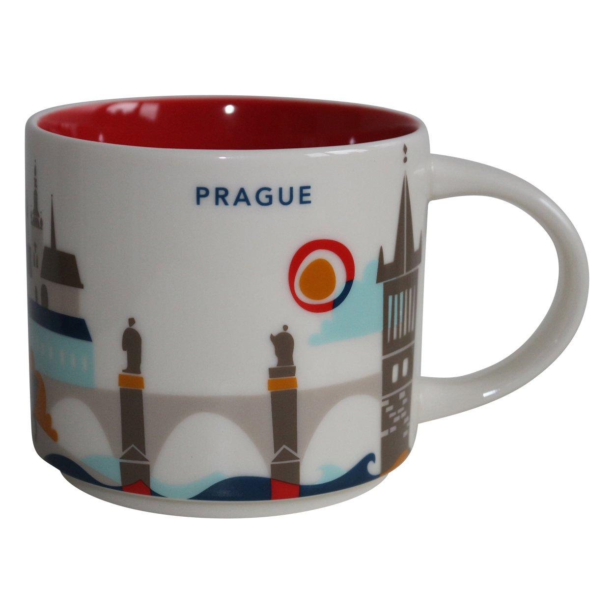 Prague Mug Starbucks Ici À City Vous Tasse Collection Êtes hdCosBtxrQ