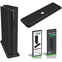 Vertical Stand for Xbox One X, Cochanvie KJH Vertical Cooler Cooling Stand Base Holder Bracket Dock for Xbox One X…