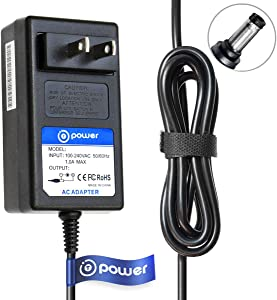 T POWER Ac Dc Adapter Charger Compatible with Altec Lansing IMW888 IMW888s Big Super LifeJacket Wireless Waterproof Bluetooth Speaker Power Supply
