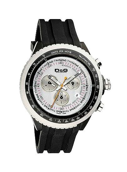 Dolce & Gabbana W0380 - Reloj de Mujer de Cuarzo, Correa de Acero Inoxidable Color