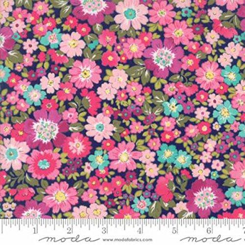 moda-fabrics-regent-street-lawns-cream-mixed-flowers