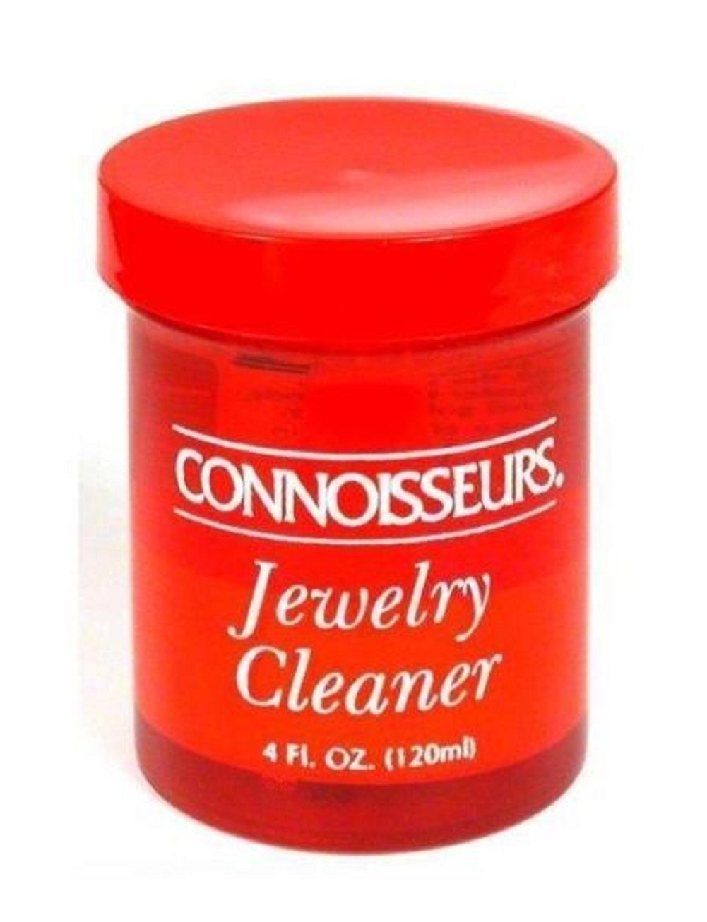 Fine Precious Jewelry and Gem Cleaner by Connoisseurs 4 fl.oz. (24)