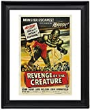 Revenge of the Creature - Picture Frame 8x10 inches - Poster - Print