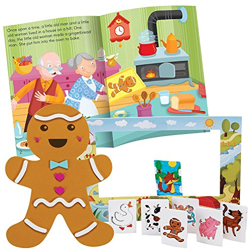 Educational Insights Once Upon a Craft The Gingerbread Man]()