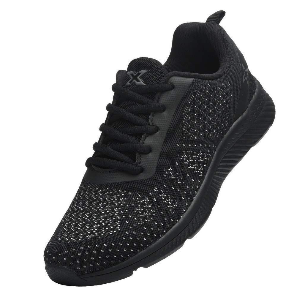 Men and Women Sneakers Breathable Running Shoes Gym Walking Athletic Shoes