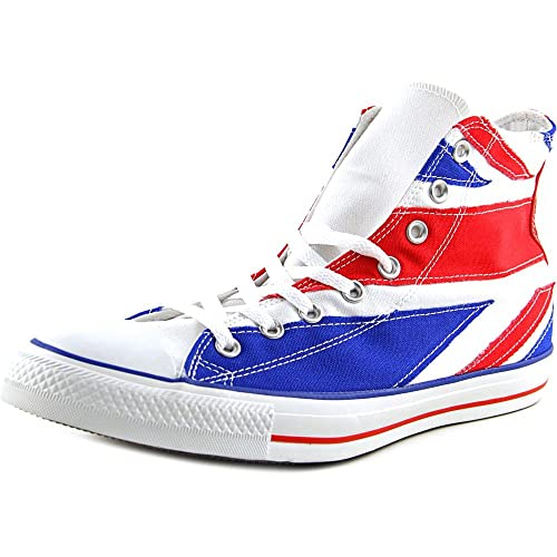 1c224df58c Converse Chuck Taylor All Star United Kingdom UK Union Jack Flag Sneaker  (Men's 10): Amazon.ca: Shoes & Handbags