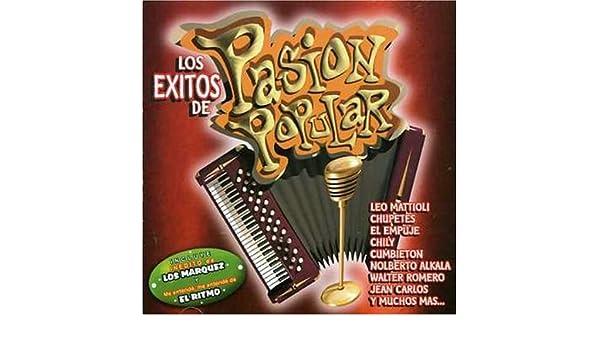 Los Exitos De Pasion Tropical - Los Exitos De Pasion ...