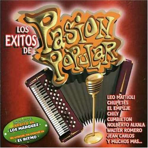 Los Exitos De Pasion Tropical - Los Exitos De Pasion Tropical ...