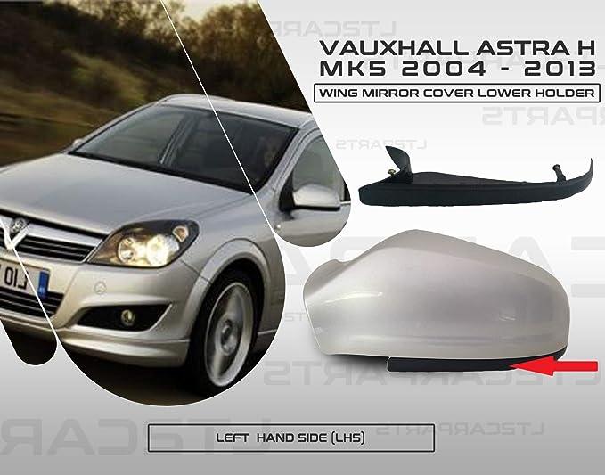 Vauxhall Astra H 5 Door MK5 Rear Back Light Lens N//S Passenger Left
