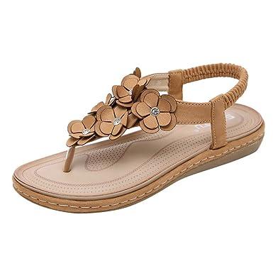 0a575a0791c6a Amazon.com: KANGMOON 2019 Women Summer Sandals Women's Ladies ...
