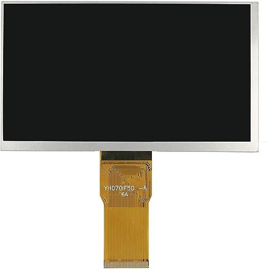LCD Color EUTOPING ® De Nuevo 7 Pulgadas Pantalla tactil Digital La sustitución de LCD Display para 7.0