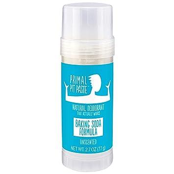 Alergia a desodorante antitranspirante para mujer