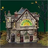 Department 56 Dickens Village THEATRE OF THE MACABRE New in Box