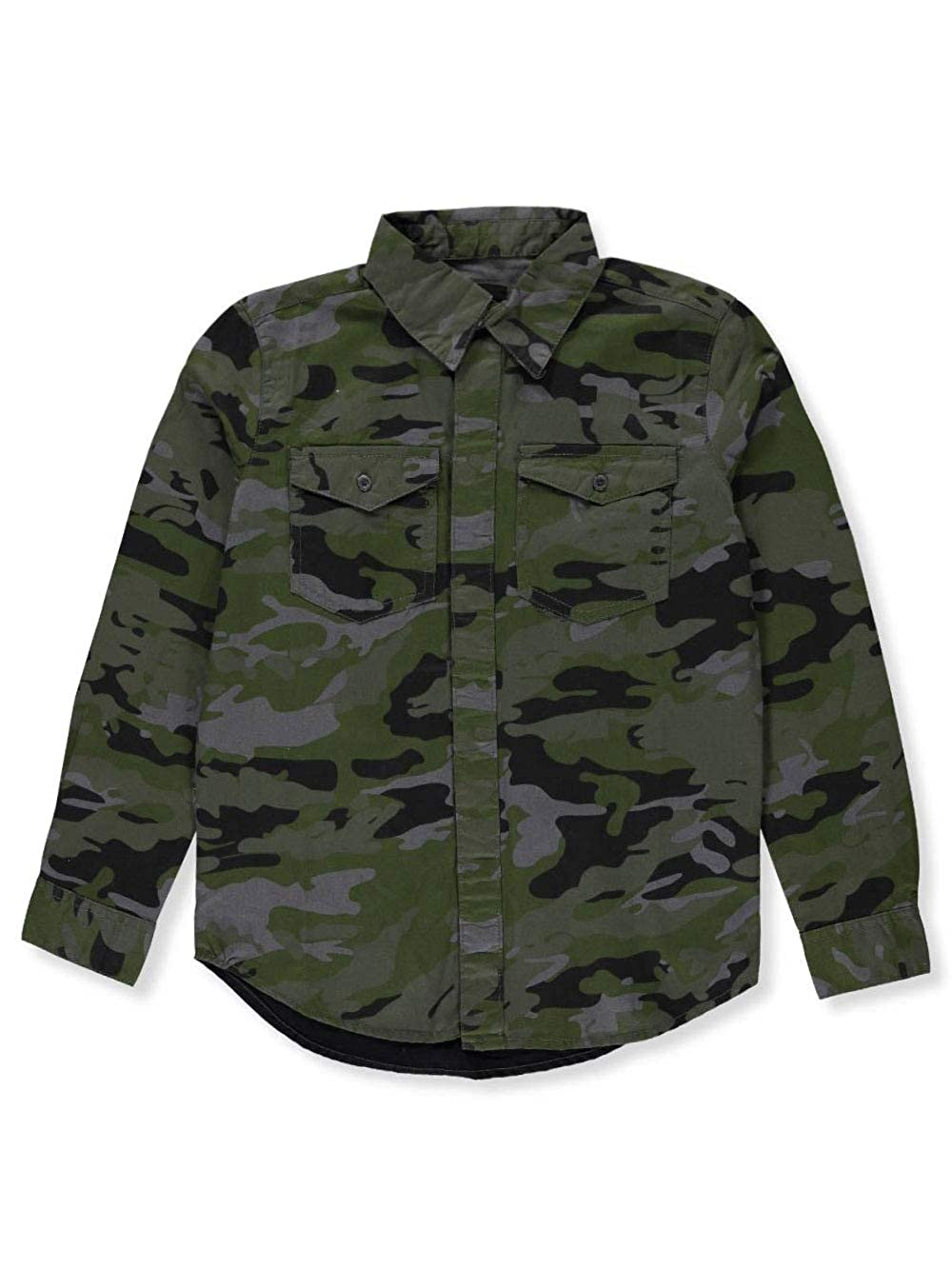 Buffalo Boys' Button-Down Shirt