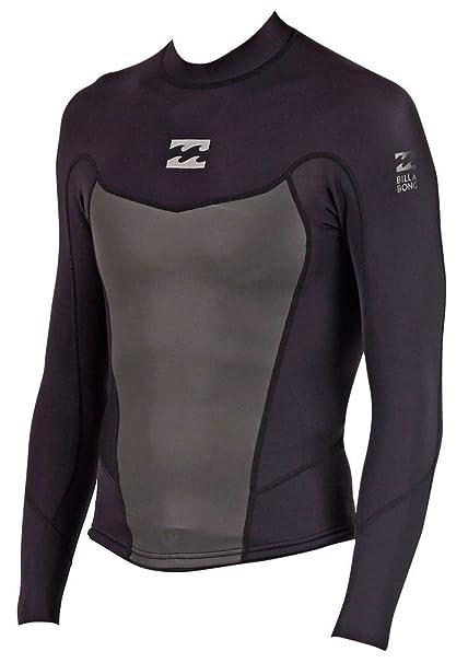 05f3d1477a 2mm Mens Billabong Foil Long Sleeve Wetsuit Jacket - Size Medium (M)