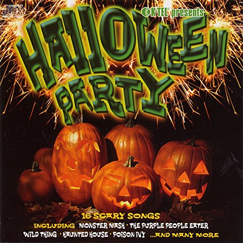 Music For A Halloween Party (Halloween Party - 16 Scary)