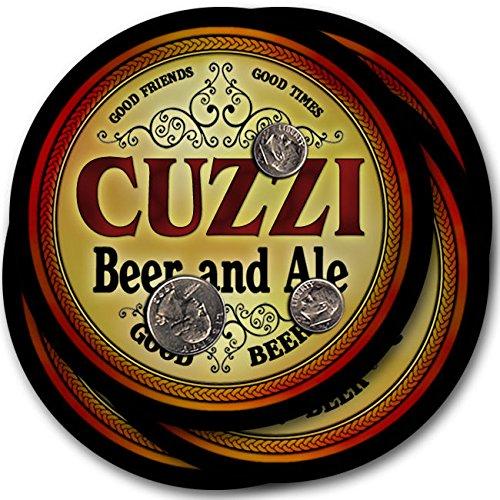 (Cuzzi Beer & Ale - 4 pack Drink)