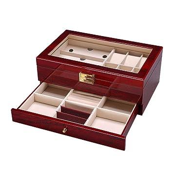 Armarios y Estuches for Relojes, Caja de Relojes con cajón ...