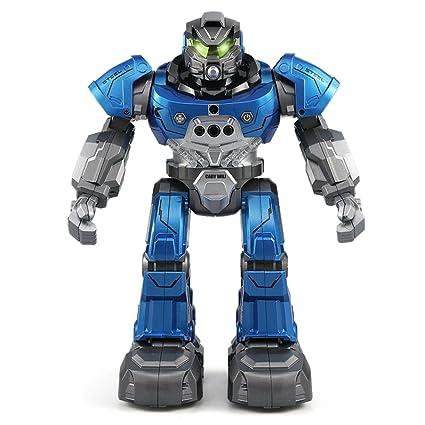 StageOnline Robot de Control Remoto, JJRC R5 Juguete programable Robot Inteligente con Control Remoto para