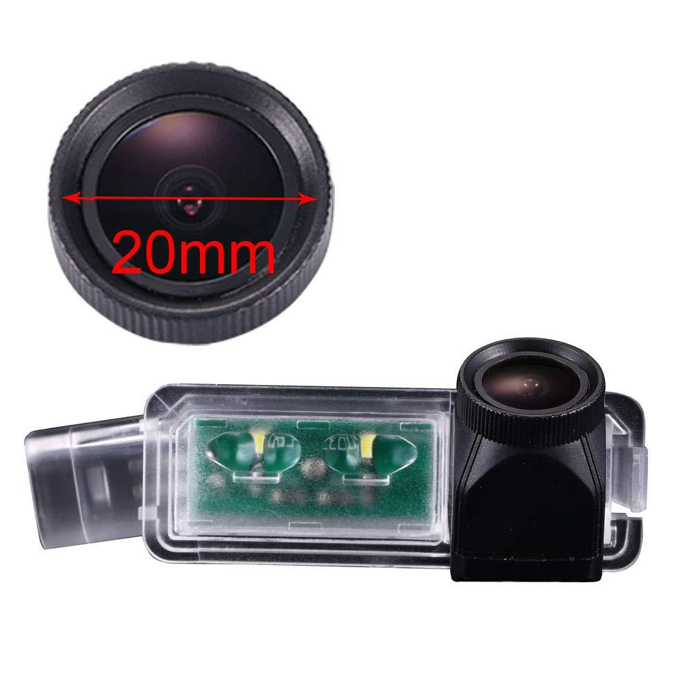 ファッションデザイナー HDMEU HDカラーCCD防水車車の背面図のバックアップカメラ 5、VW GOlf 5/ V/GOlf/ 7 CC golf7/ MK7/ VII/passat CC/ skodaのためのカメラを逆転させる170°視野角 B07MJ9XSTQ, BEARS MART:acb1aa87 --- ballyshannonshow.com