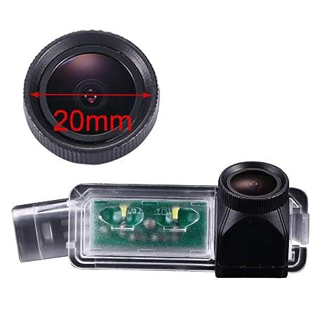 Einparkhilfe 170° Weitwinkel Rückfahrkamera Wasserdichte kamera m Nachtsicht