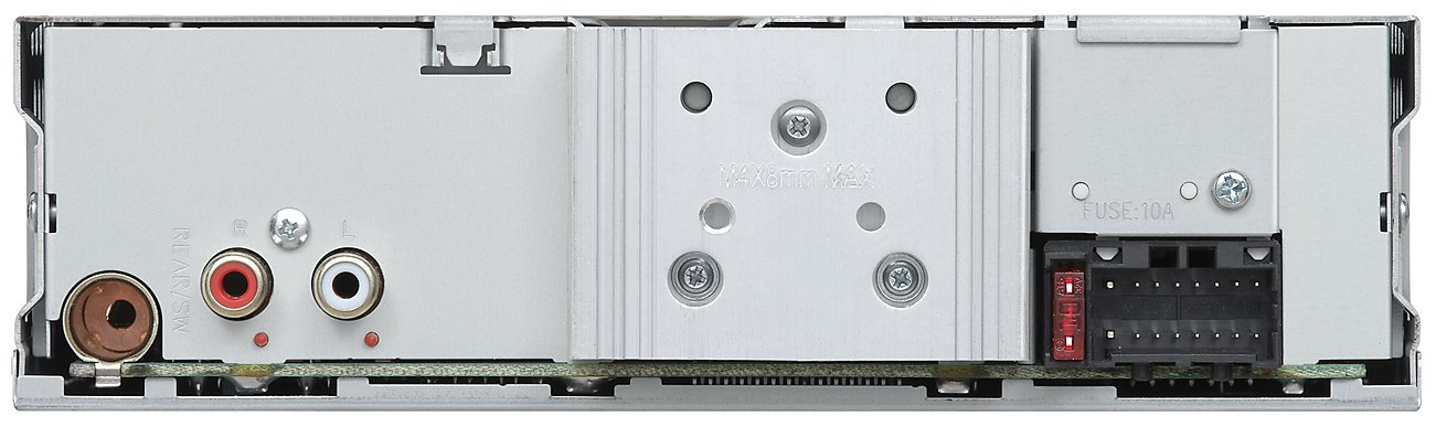 Multicolore Kenwood KDC-210UI Sintonizzatore per iPod//iPhone//Android