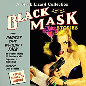 Black Mask 4: The Parrot That Wouldn't Talk Audiobook