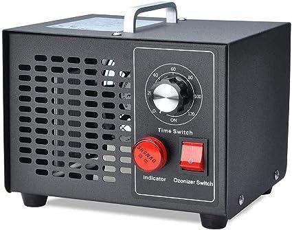 TMXK La eliminación de formaldehído Ozono El ozono purificador de Aire del hogar Desinfección máquina de esterilización desodorización: Amazon.es: Hogar