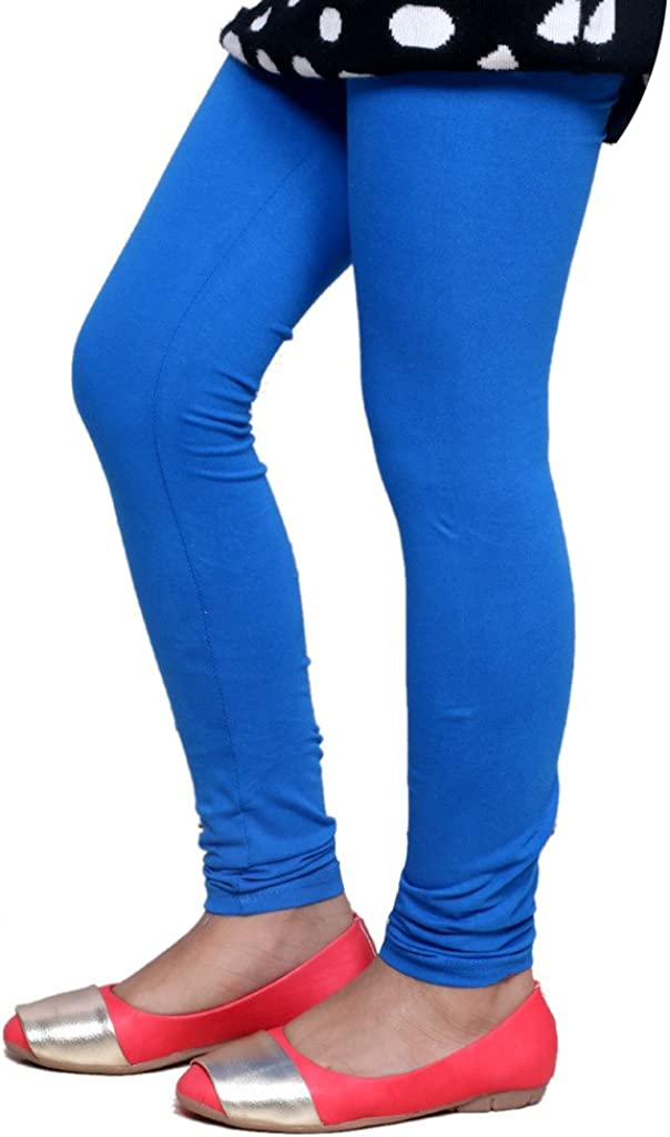 Pack of 2 Indistar Super Soft Pure Cottton Leggings for Girls