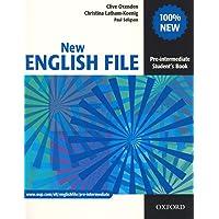 New English File. Student's Book: Pre-Intermediate (New English File Pre-intermediate)