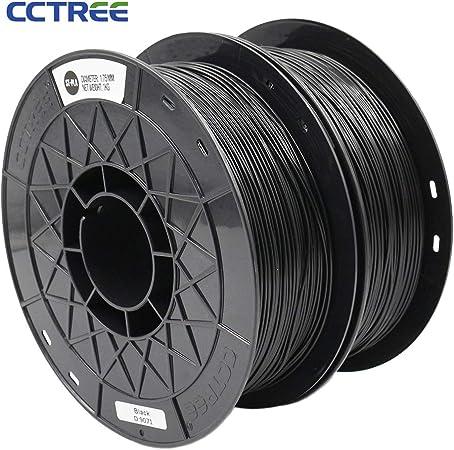 Silk-Green CCTREE 3D Printer PLA 1.75mm Filament Silk PLA Filament For Ender 3 Creality CR-10 3D Printer